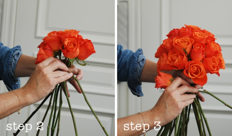 hand-tied-bouquet-steps-two-three