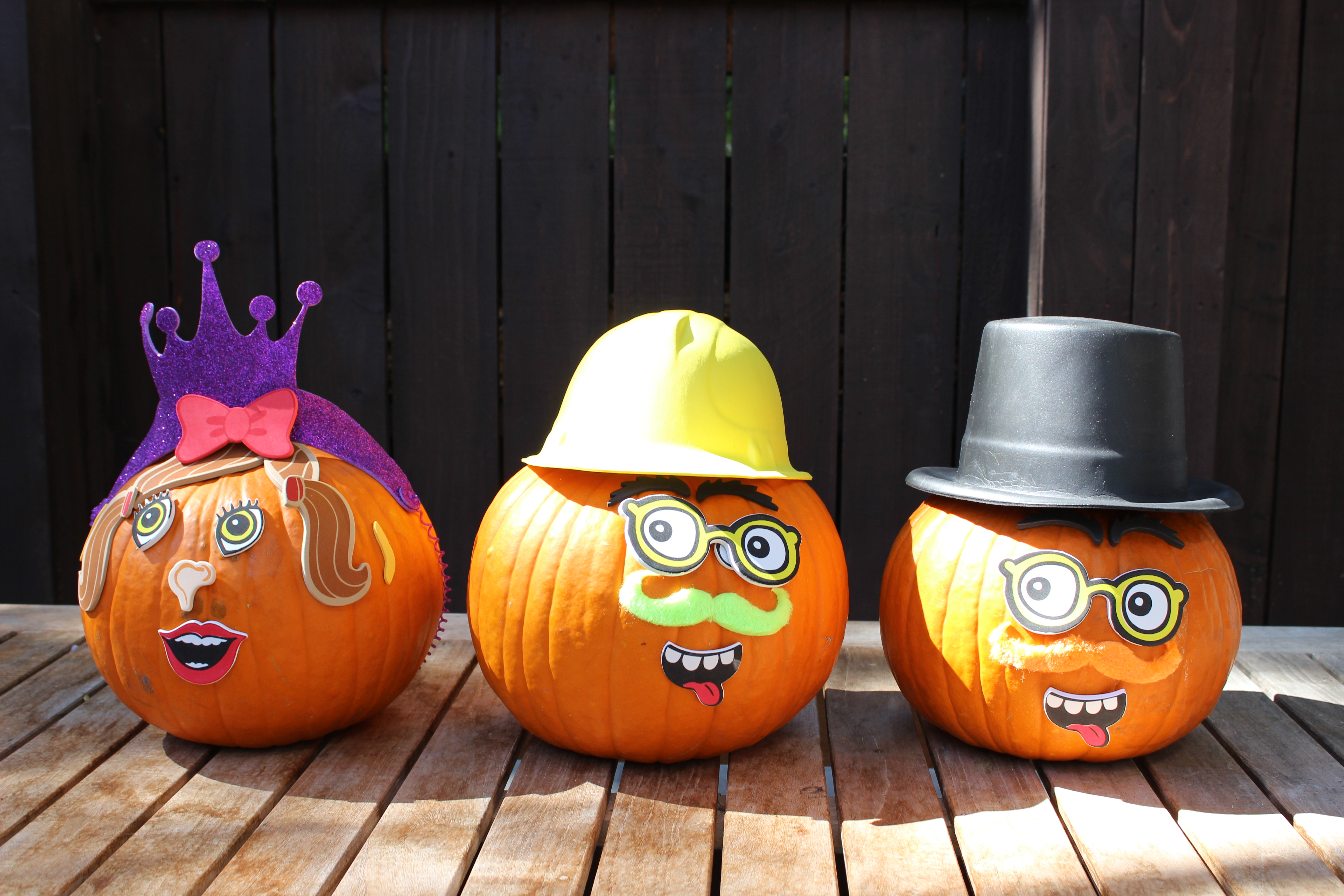 Carve Free Pumpkin Decorating Ideas Jane Can