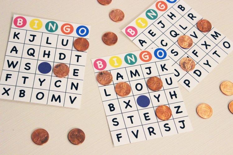 bingo cards 2