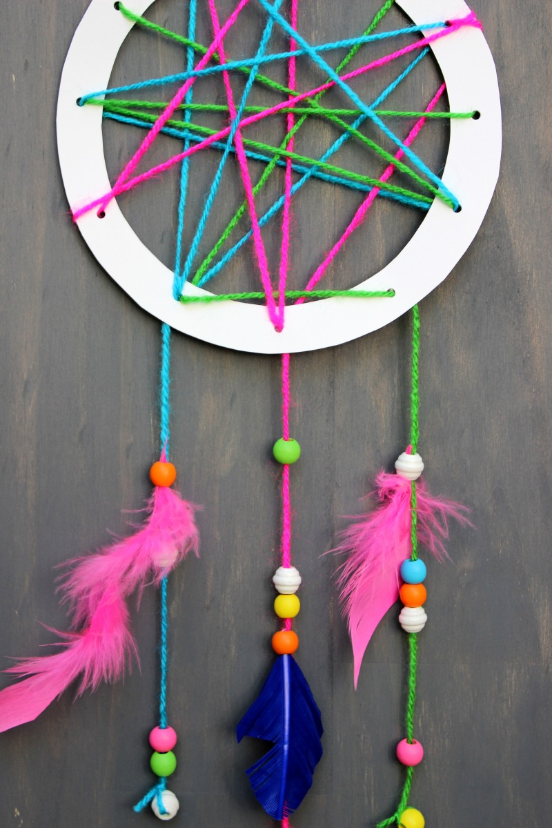 diy kids dream catcher jane can