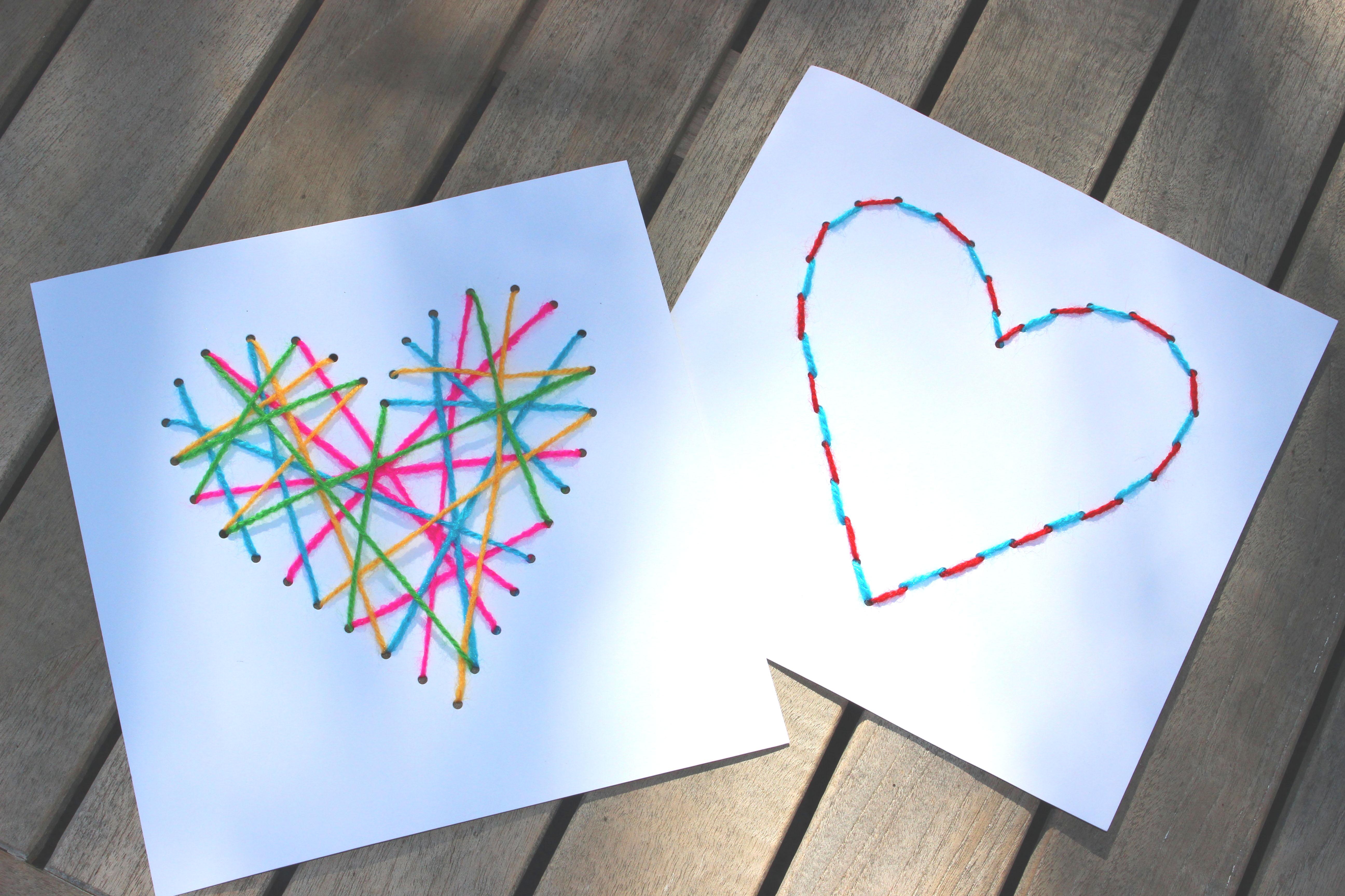 valentine crafts | jane can
