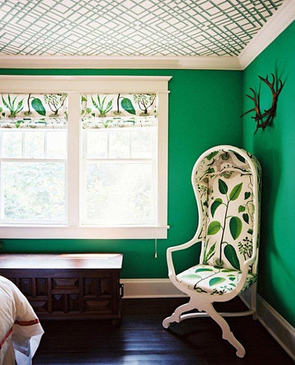 Emerald-green-bedroom-walls