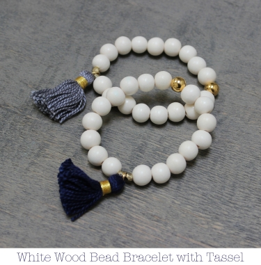 white wood bracelet shop page thumbnail