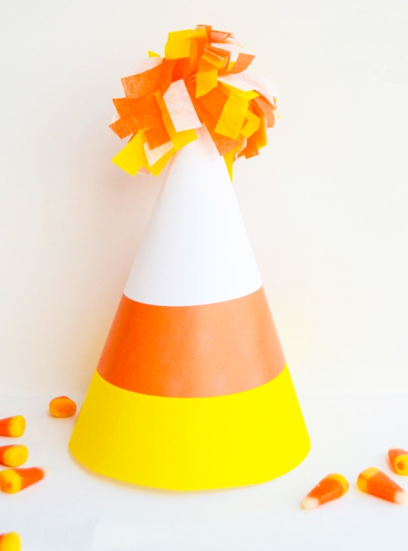 Candy-Corn-Party-Hat-love the day
