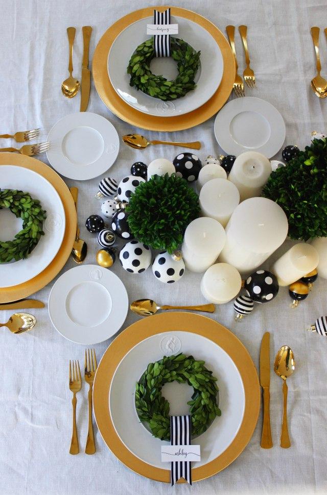 Christmas table3