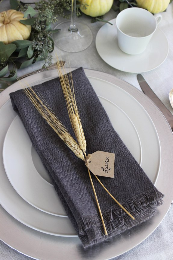 wheat place card 3