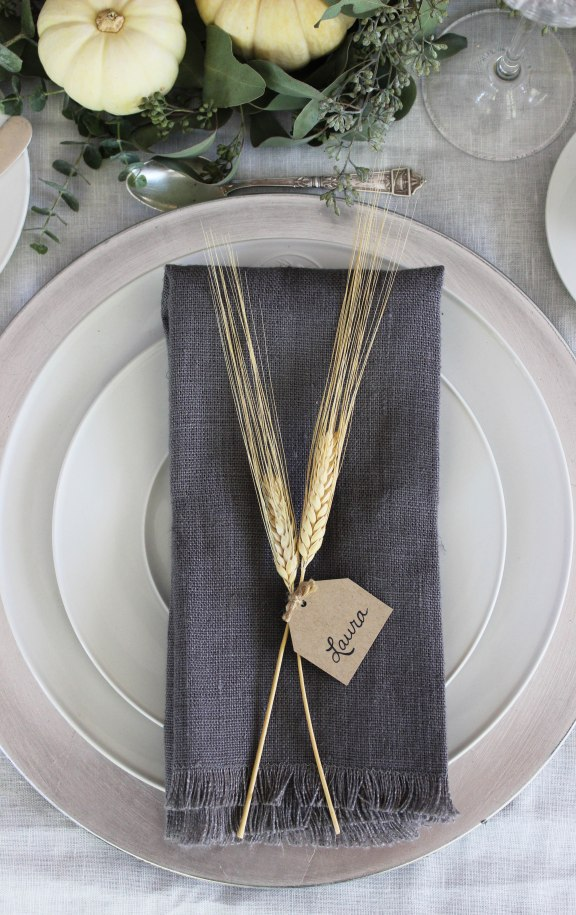 wheat place card 4