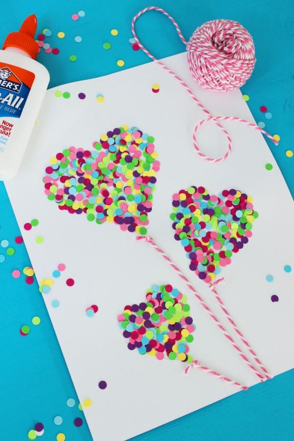 confeti heart 3