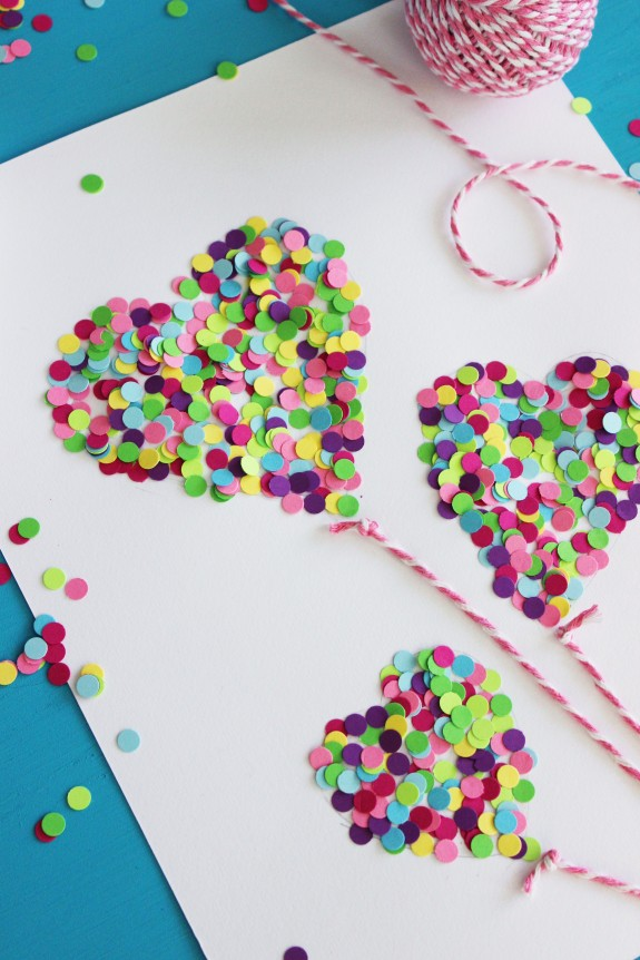 confetti heart 5