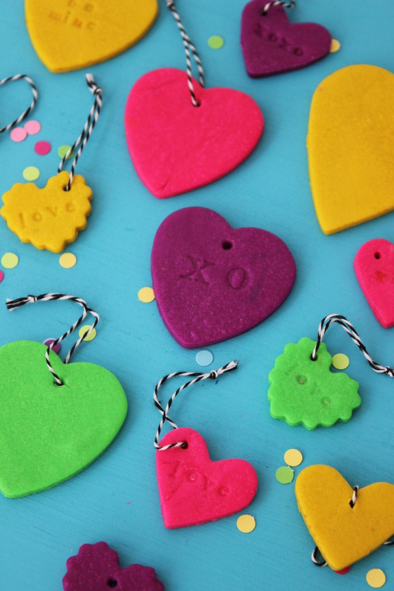 conversation heart craft