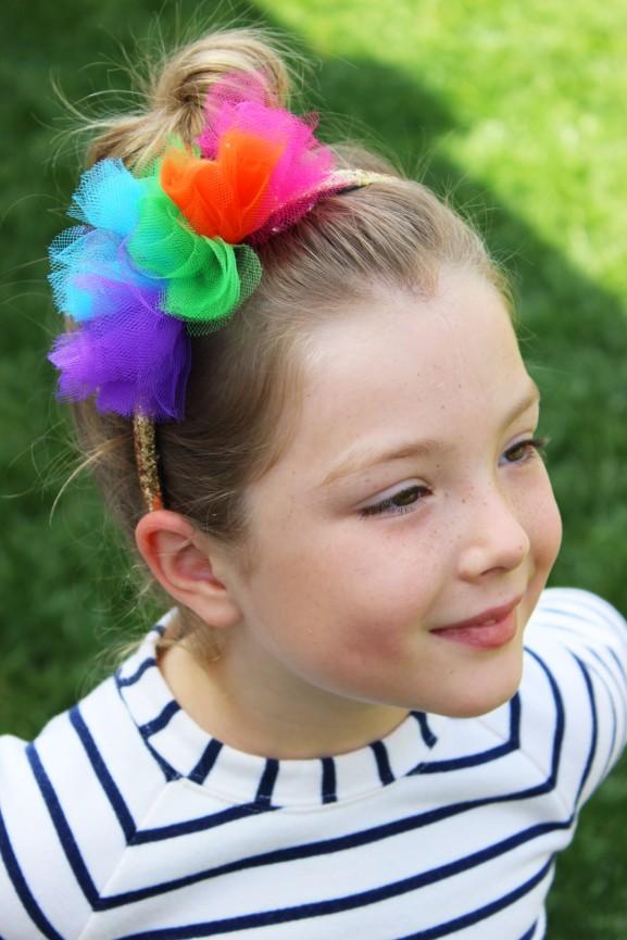 rainbow headband 3