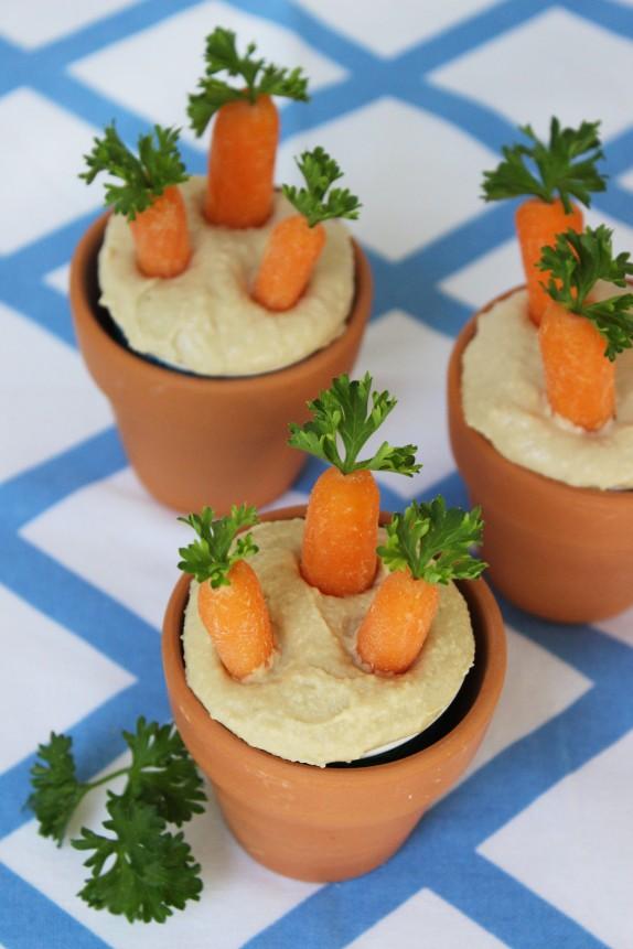 carrots and hummus2