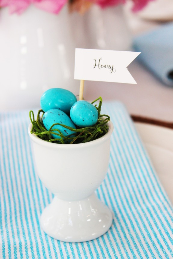easter place setting 17