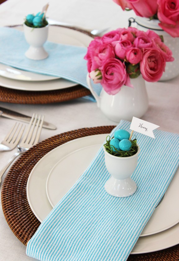 easter place setting 19