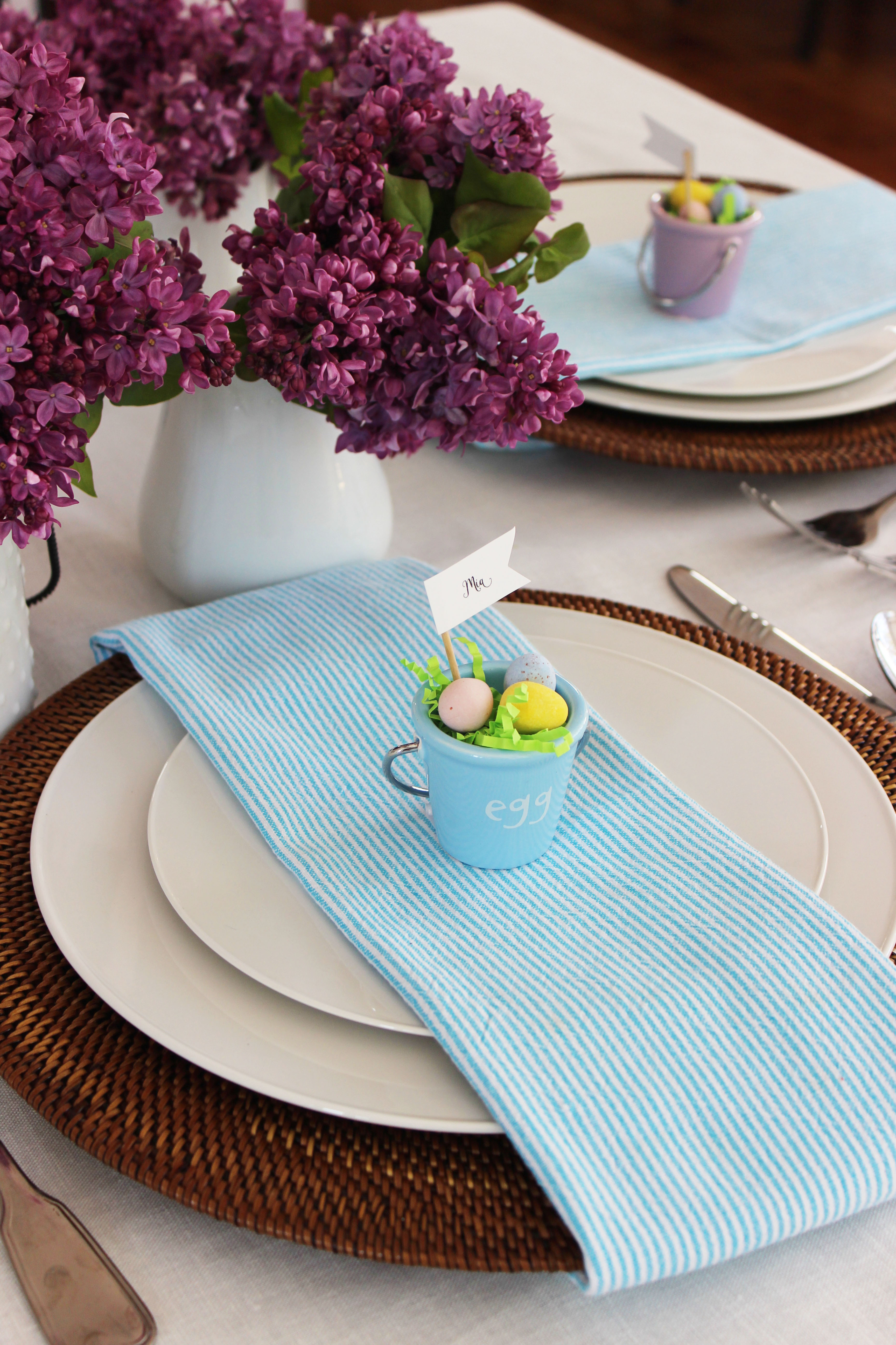 Easter table setting | jane can