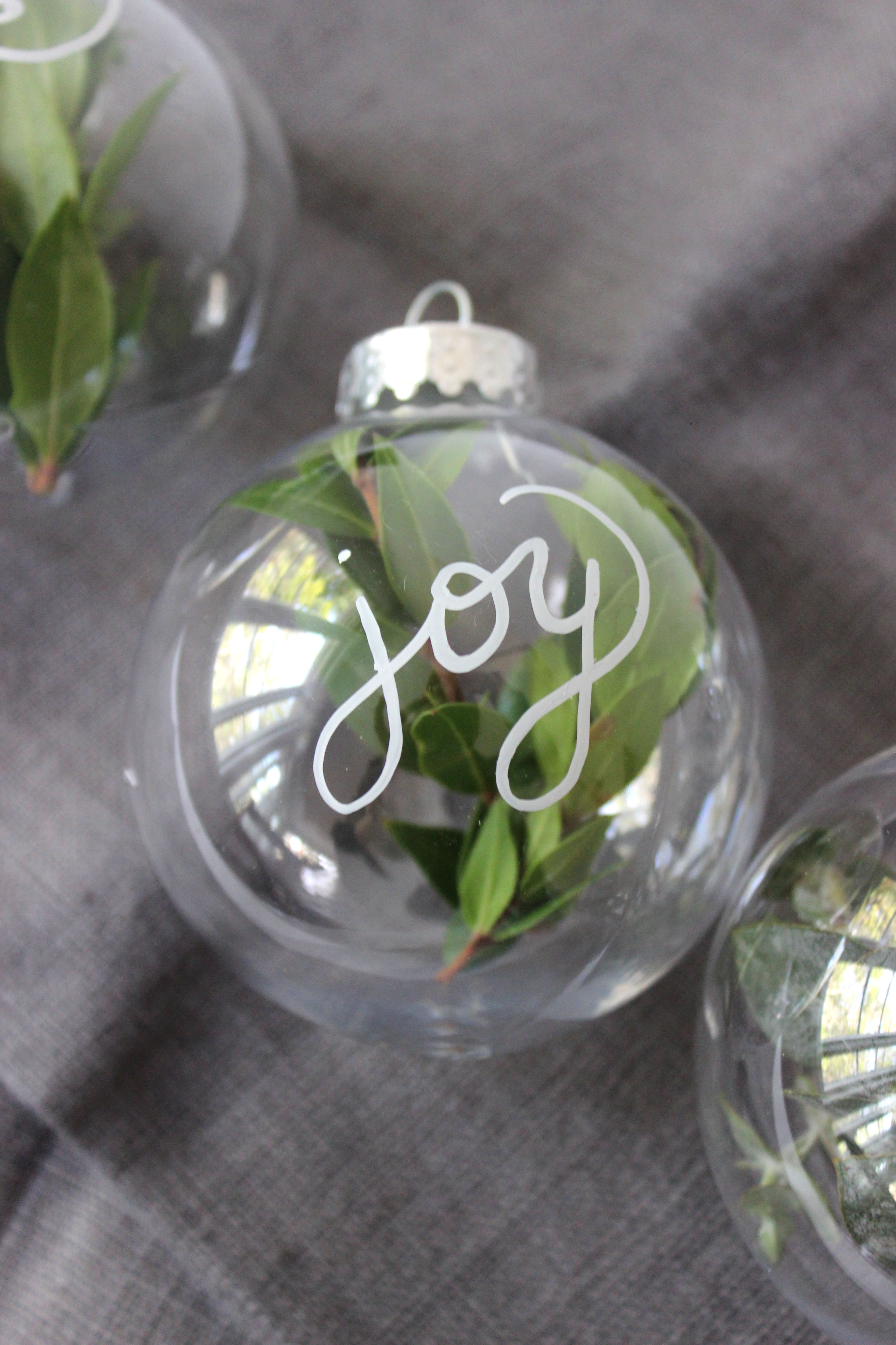 Elegant And Rustic Diy Ornaments Jane Can